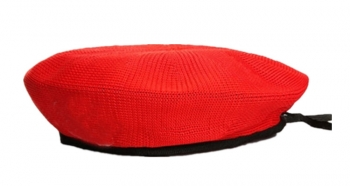 polyester beret for summer